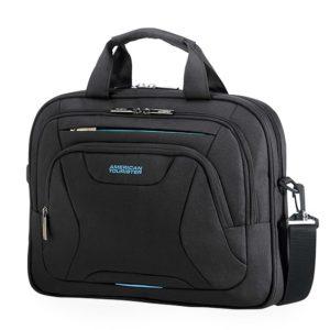 """American Tourister Taška na notebook At Work Laptop Bag 33G 10 l 13.3""""-14.1"""" - černá"""