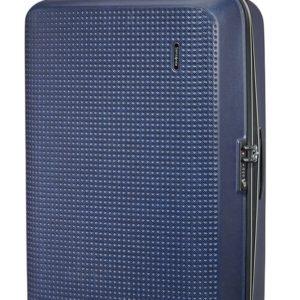Samsonite Cestovní kufr se zabudovanou váhou Pixon Spinner CH3 122 l - modrá
