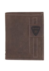 Strellson Pánská kožená peněženka Richmond 4010001307 - hnědá