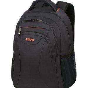 """American Tourister Batoh At Work Laptop Backpack 33G 25 l 15.6"""" - černá/oranžová"""