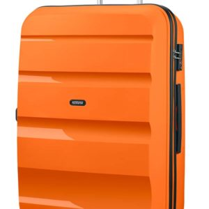 American Tourister Cestovní kufr Bon Air Spinner 91 l - oranžová