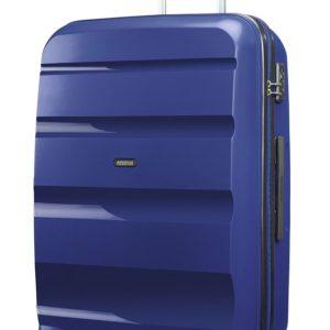 American Tourister Cestovní kufr Bon Air Spinner 91 l - tmavě modrá