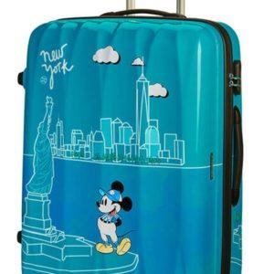 American Tourister Cestovní kufr Disney Legends Spinner 19C 88 l - Take Me Away Mickey Nyc