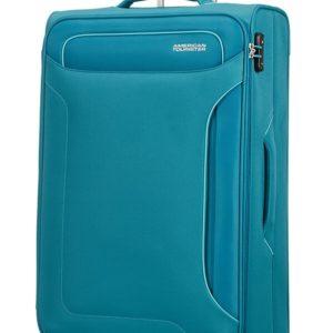 American Tourister Cestovní kufr Holiday Heat Spinner 50G 108 l - tyrkysová