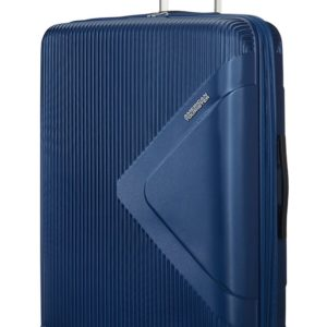 American Tourister Cestovní kufr Modern Dream EXP 55G 100/114 l - tmavě modrá