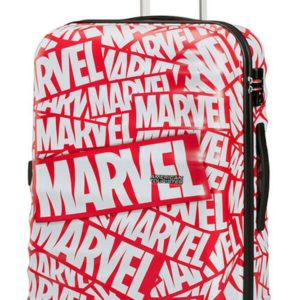 American Tourister Cestovní kufr Wavebreaker Marvel Spinner 31C 64 l - Marvel Logo