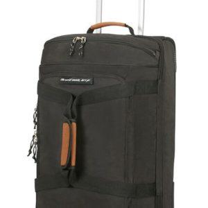 American Tourister Cestovní taška na kolečkách Alltrail S 53 l - černá