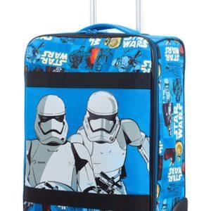 American Tourister Dětský kabinový cestovní kufr New Wonder Upright Star Wars 32 l