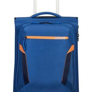 American Tourister Kabinový cestovní kufr AT Eco Spin 40 l - modrá