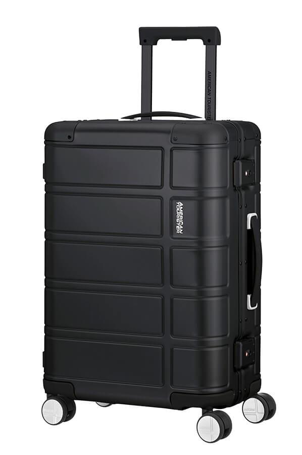 American Tourister Kabinový cestovní kufr Alumo Spinner 70G 34 l - černá