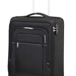 American Tourister Kabinový cestovní kufr Crosstrack 40 l - černá