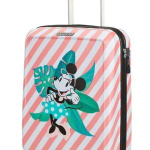 American Tourister Kabinový cestovní kufr Funlight Disney Spinner 48C 36 l - Minnie Miami Holiday