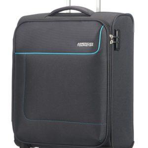American Tourister Kabinový cestovní kufr Funshine Spinner 20G 36 l - černá