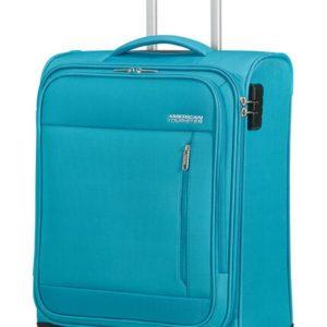 American Tourister Kabinový cestovní kufr Heat Wave 38 l - světle modrá