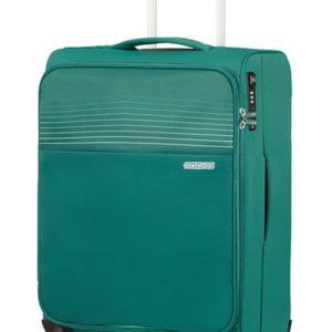 American Tourister Kabinový cestovní kufr Lite Ray 42 l - zelená