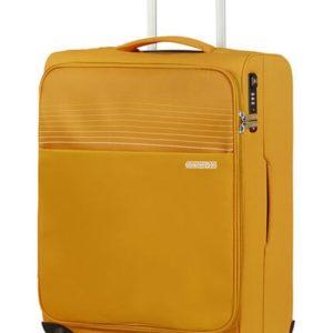 American Tourister Kabinový cestovní kufr Lite Ray 42 l - žlutá