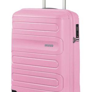American Tourister Kabinový cestovní kufr Sunside 51G 35 l - světle růžová