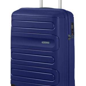 American Tourister Kabinový cestovní kufr Sunside 51G 35 l - tmavě modrá