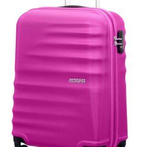 American Tourister Kabinový cestovní kufr Wavebreaker 36 l - HOT LIPS PINK