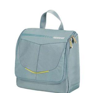 American Tourister Kosmetická taška Summerfunk - světle šedá