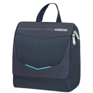 American Tourister Kosmetická taška Summerfunk - tmavě modrá