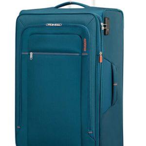 American Tourister Látkový cestovní kufr Crosstrack EXP L 109