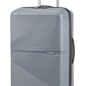 American Tourister Skořepinový cestovní kufr Airconic 67 l - šedá