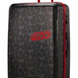 American Tourister Skořepinový cestovní kufr Funlight Disney Star Wars Logo 98