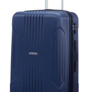 American Tourister Střední cestovní kufr Tracklite Spinner EXP 34G 71/82 L - tmavě modrá