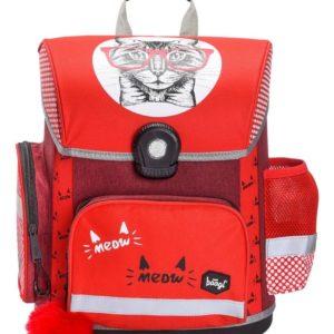 BAAGL Školní aktovka Kočka A-7193 18 l