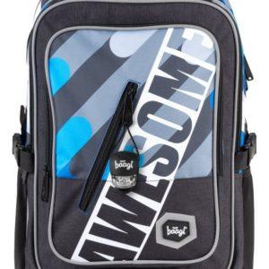 BAAGL Školní batoh Cubic Awesome A-7208 29 l
