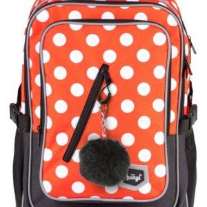 BAAGL Školní batoh Cubic Puntíky A-7211 29 l