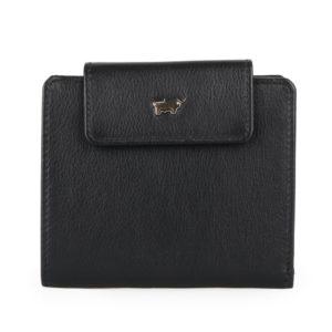 Braun Büffel Dámská kožená peněženka Miami 50541-691 - černá