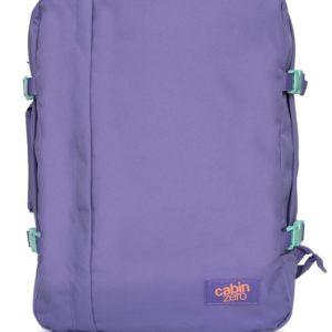 CabinZero Palubní batoh Classic Lavender Love 44 l