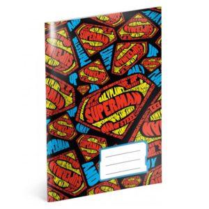 Dárek: Školní sešit Superman-Shapes
