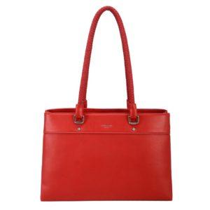 David Jones Paris Dámská kabelka přes rameno 6314-2 - červená