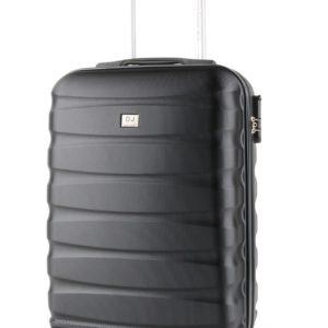 David Jones Paris Kabinový cestovní kufr BA-1030 34 l - černá