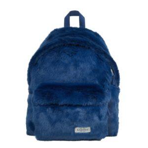 EASTPAK Dámský batoh Padded Pak´r Blue Fur EK62012U 24 l