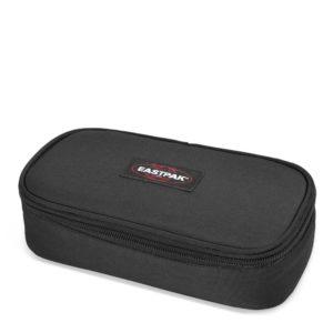 EASTPAK Pouzdro na psací potřeby Oval XL Black EK34A008