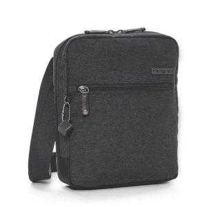 Hedgren Pánská taška přes rameno Blended - tmavě šedá