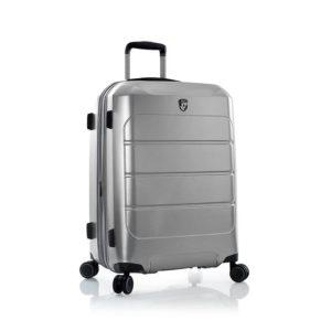 Heys Cestovní kufr Heys EcoCase M šedá 84 l