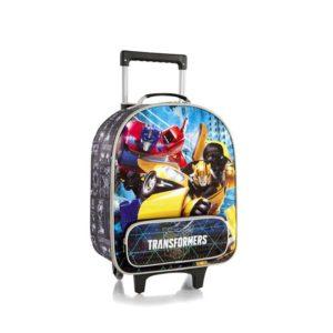 Heys Dětský kabinový kufr Soft Transformers 21 l