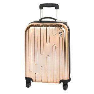 Heys Kabinový cestovní kufr Chrome S Gold 39 l