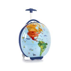 Heys Kabinový cestovní kufr Kids Globe 13 l