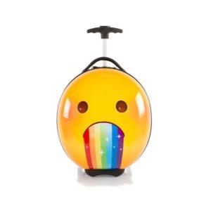 Heys Kabinový cestovní kufr e-Motion Kids Luggage Rainbow 13 l