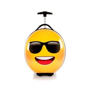 Heys Kabinový cestovní kufr e-Motion Kids Luggage Sunglasses 13 l
