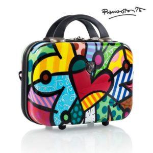 Heys Kosmetický kufřík Britto Beauty Case Butterfly Love