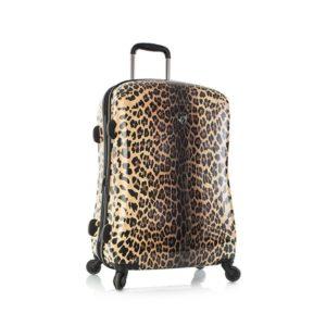 Heys Skořepinový cestovní kufr Leopard Panthera M 70 l