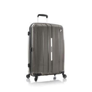 Heys Skořepinový cestovní kufr Maximus M Grey 71 l