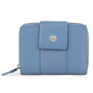 Maître Dámská kožená peněženka Auen Diethilde 4060001602 - světle modrá